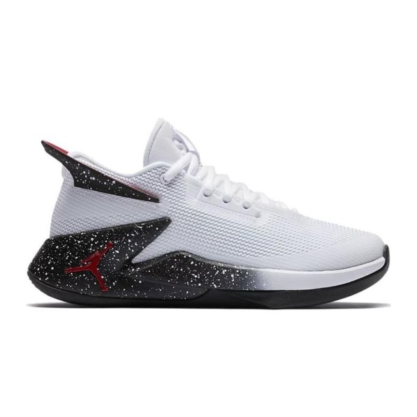 grossiste 63e23 df2c1 Chaussure de Basketball Jordan Fly Lockdown Blanc pour Junior