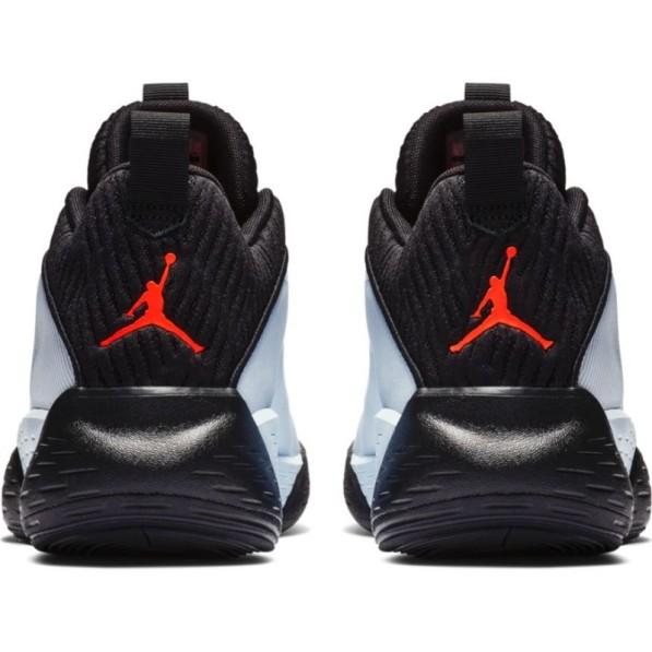 Chaussure de Basketball Jordan Super.Fly MVP Low Blanc pour homme