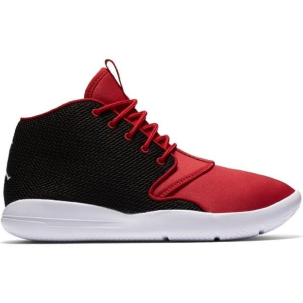 bas prix 26cb8 44242 Chaussure Jordan Eclipse Chukka rouge et noir pour junior