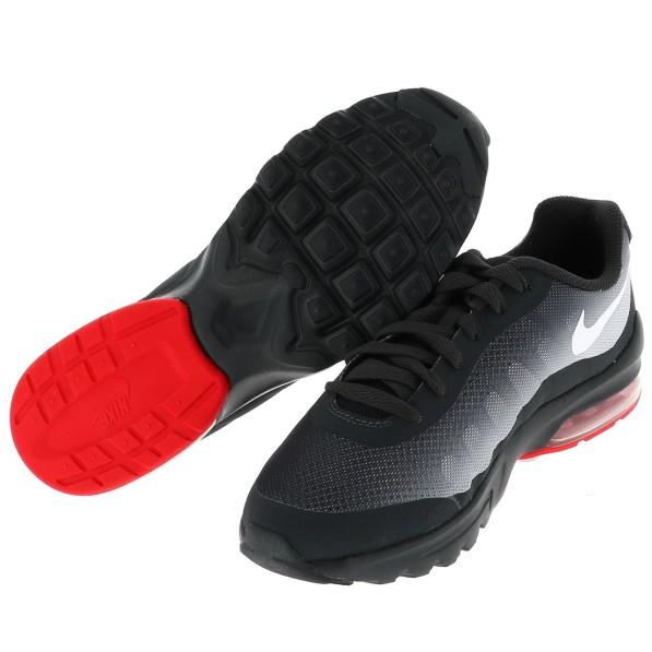 Chaussure Mode Ville Basse Enfant Nike Air max invigor Noir jr