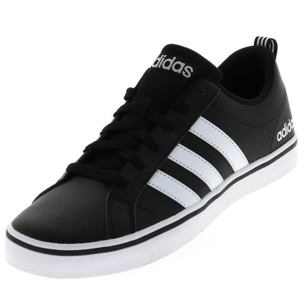 Chaussure Mode Ville Basse Homme Adidas Vs pace noir blc