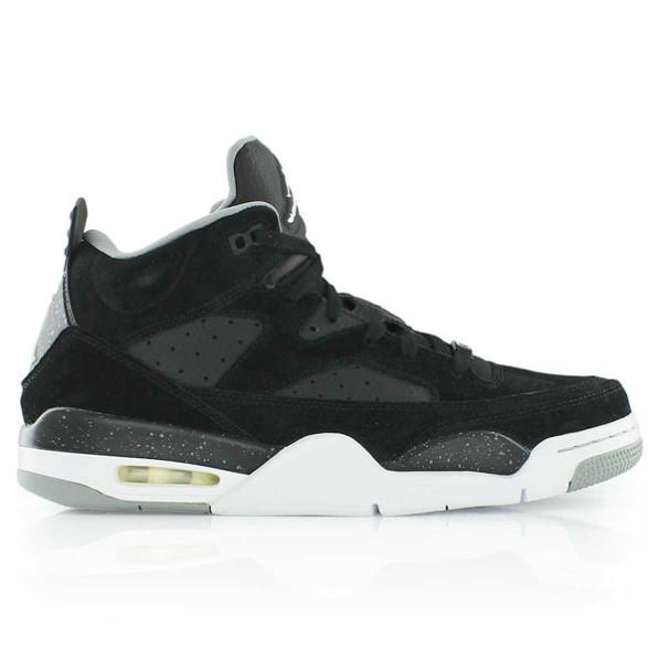 meilleur service d2fcd 9e636 Chaussure Jordan Son of Mars low Noir pour homme