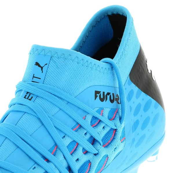 Chaussures Football Crampons Lamelles Homme Puma Future 5.3 netfit fg ag trq