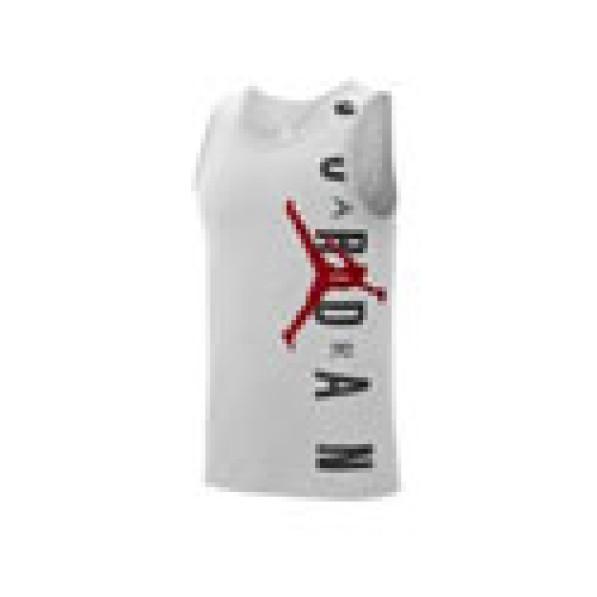 chaussures de sport c8868 f9584 Débardeur Jordan Jumpman Air Blanc pour Homme