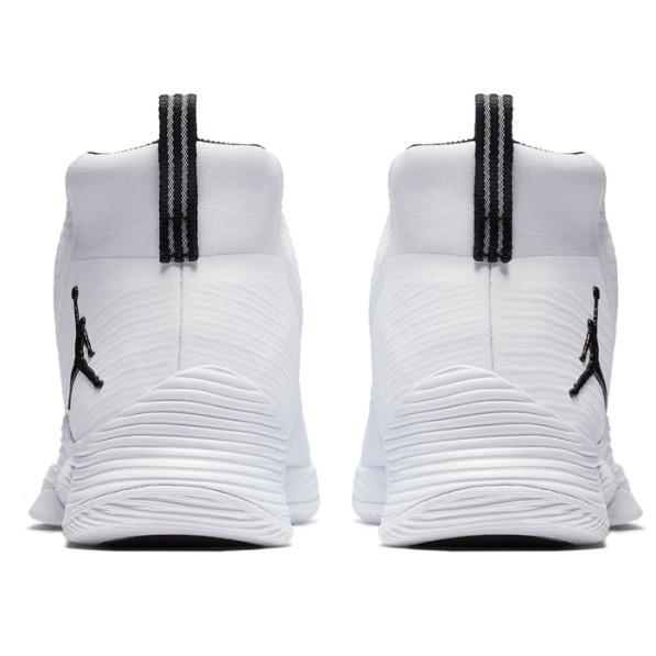Air Jordan Shoes Jordan Ultra Fly 2 White Rudy Gobert