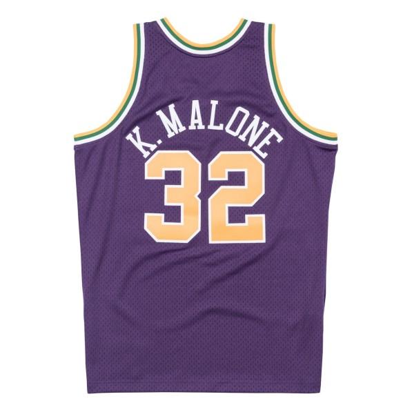 classic fit 9c517 c8bc2 Basket-Ball Jerseys Kids Outerstuff Yth Hardwood Classic Swingman Jersey  Utah Jazz Karl Malone Purple