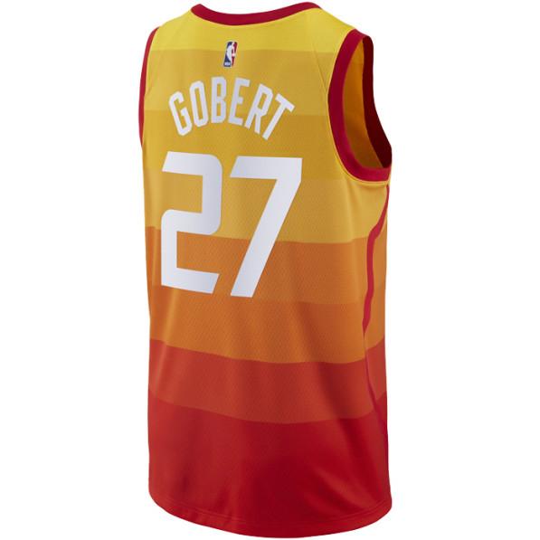 7f5c7b105 ... Rudy Gobert City Edition Swingman Utah Jazz - Nike NBA Male. -60%