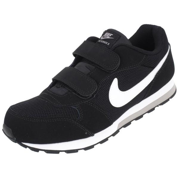 precio de fábrica reunirse sección especial Nike Chaussure Mode Loisir Basse Enfant Md runner velcro k ...