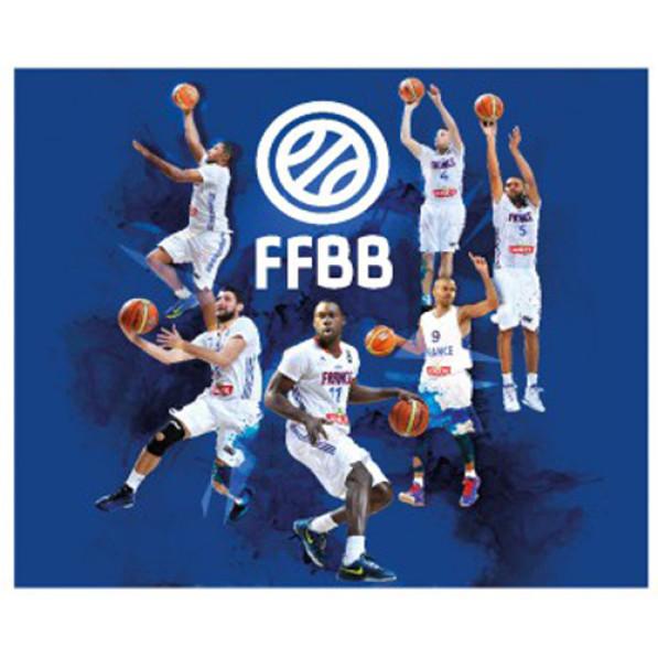 Ffbb Mini Basketball Basket French Basket Team Rudy Gobert