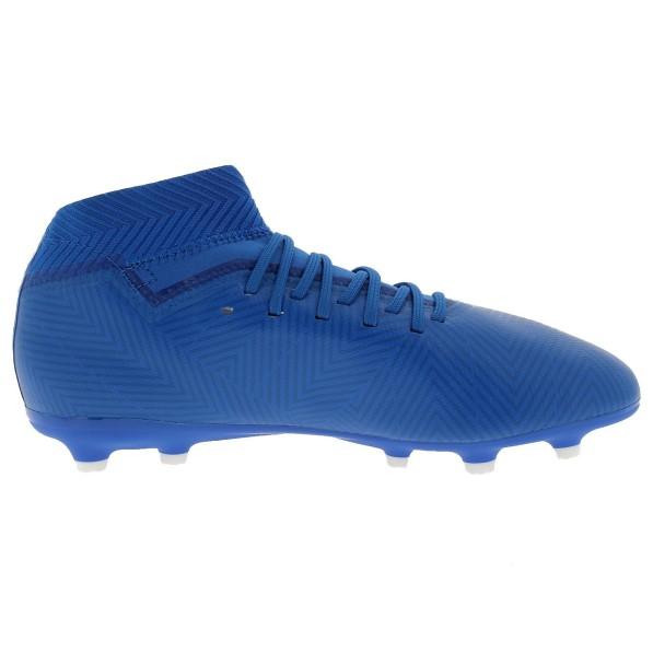 adidas nemeziz 18.3 fg bleu