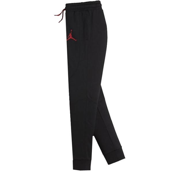 8e95fb15963c Tracksuit pants Jordan Wings Fleece Unisex Black