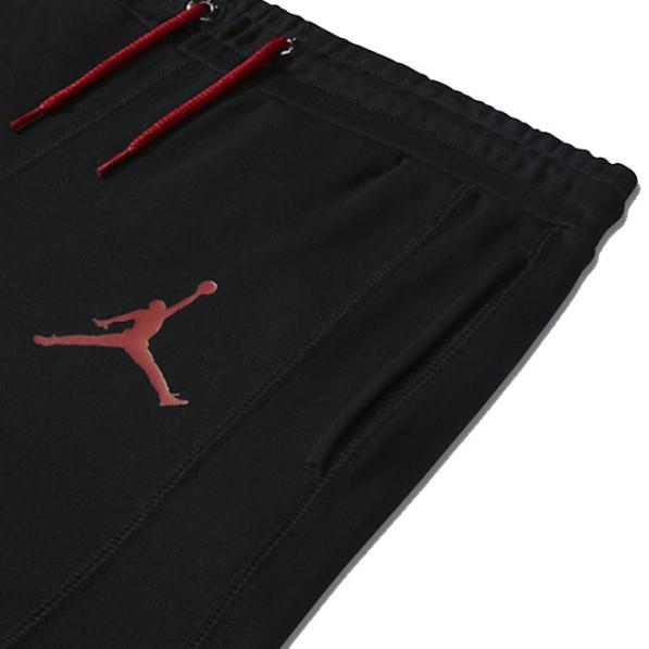 nouveau style e87a0 f7f8d Pantalon de Survêtement Jordan Wings Fleece Junior noir