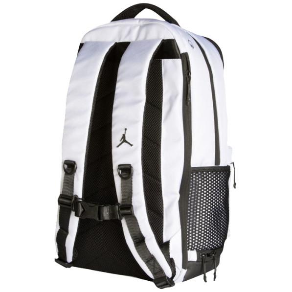 2c30ff20764 ... Sac à dos Jordan Backpack Blanc. -40%