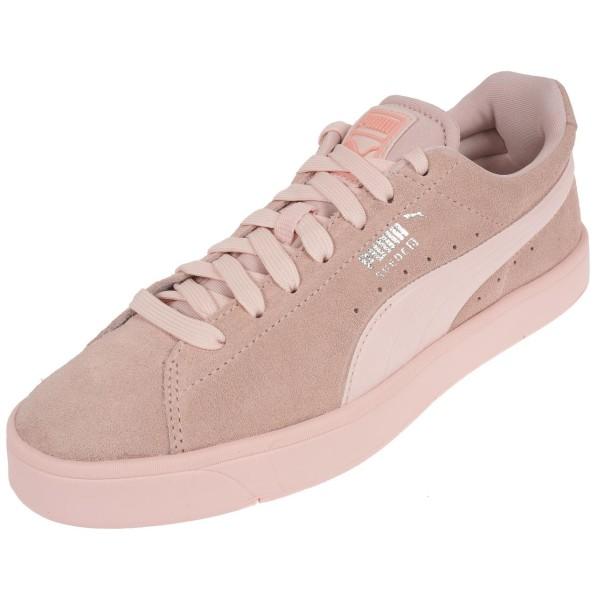 puma chaussure suede femme