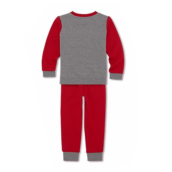 nouvelle arrivee 440ea 7736e Survêtement Jordan Jumpman Gris-rouge Junior