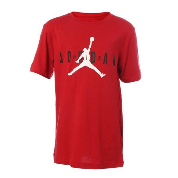 acheter en ligne 43f90 a8d70 T-shirt Jordan Brand 5 Rouge Pour Enfant