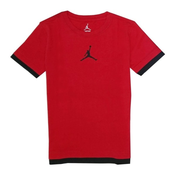 meilleures baskets 80104 44e5c T-shirt Jordan Jumpman Rouge pour Enfant