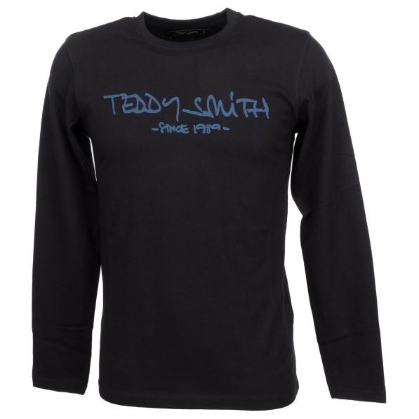 Homme Teddy Smith T-Shirt TICLASS 3 ML