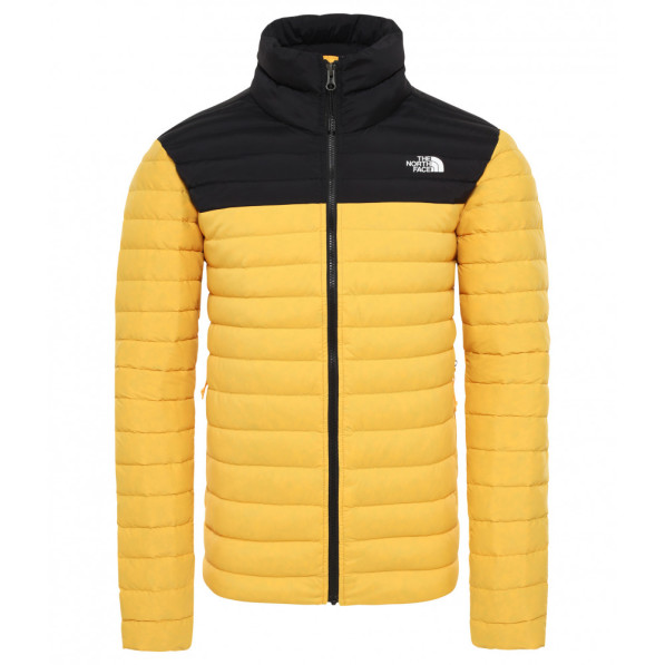 comprare reale La migliore vendita del 2019 design popolare The North Face Veste M Stretch Down Jacket Yellow / Black - The ...