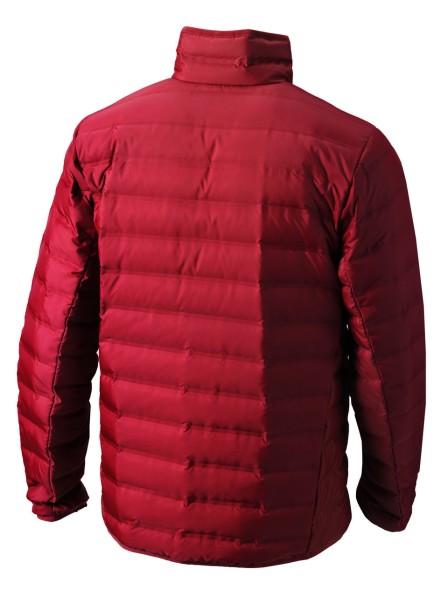 nouveau produit 3349e 03f5a Veste & Manteau Homme Columbia Lake 22 CE Full Zip Puffer Coat Utah Jazz Red