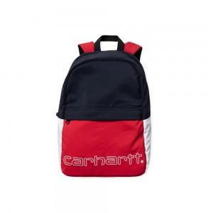 Sac à Dos Carhartt Terrace Backpack Cardinal/dark Navy/white