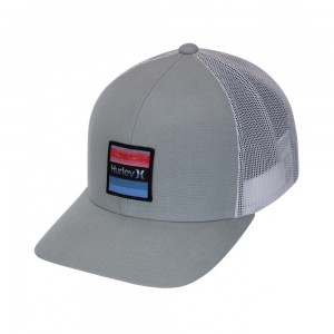 Casquette Hurley Overspray Cool Grey