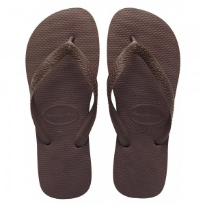 Tongs Havaianas Top Dark Brown
