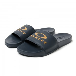 Sandales Oakley Ellipse Slide Dark Blue