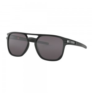 Lunettes De Soleil Oakley Latch Beta Matte Black Prizm Grey