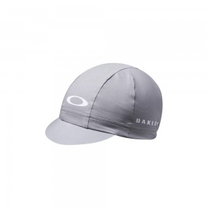 Casquette Oakley Cycling Cap Cool Gray