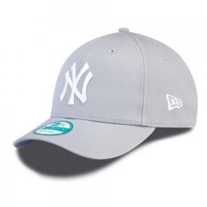 Casquette New Era 940 League New-york Yankees Grey