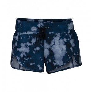 Boardshort Hurley Phantom Bleach Days Blue Force