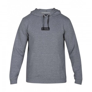 Sweat à Capuche Hurley Crone One & Only Boxed Grey