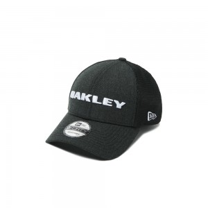 Casquette Oakley Heather New Era Hat Blackout