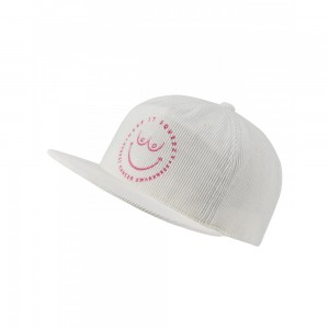Casquette Hurley Julian Squeezy White