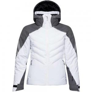 Veste De Ski Rossignol W Courbe Jacket Heather Grey