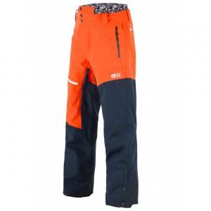 Pantalon De Ski Picture Organic Alpin Orange Dark Blue