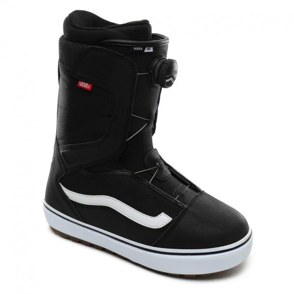 Vans Boots De Snowboard Aura OG Black