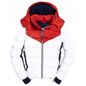 Doudoune Superdry Icon Racer Sports Puffer Optic
