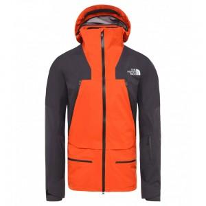 Veste De Ski The North Face M Purist Futurelight Orange / Black