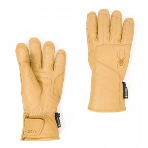 Gants De Ski Spyder Turret Gtx Natural Leather