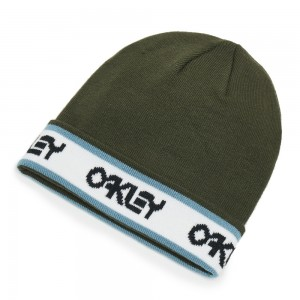 Bonnet Oakley B1B Oakley Beanie New Dark Brush