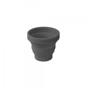 Verre Pliable Sts X-cup Grey