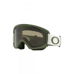Masque de Ski Oakley O Frame 2.0 Pro Xm Dark Brush Grey & Persimmon