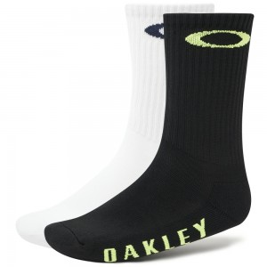 Chaussettes Oakley Socks Ellipse Blackout
