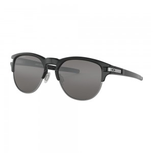 Lunettes Oakley Latch Key Matte Black / Black Iridium Polarized