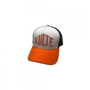 Casquette Kulte Cap Athletic Orange / Navy