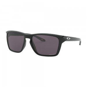 Lunettes Oakley Sylas Polished Black / Prizm Grey