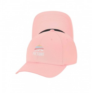 Casquette Picture Organic Paloma Soft Pink