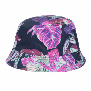 Chapeau Bob Huf Bucket Paraiso Navy Blazer